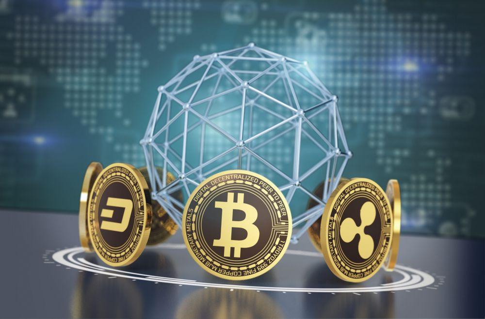 4 yếu tố giúp Bitcoin chạm mốc, thị trường cổ phiếu suy giảm