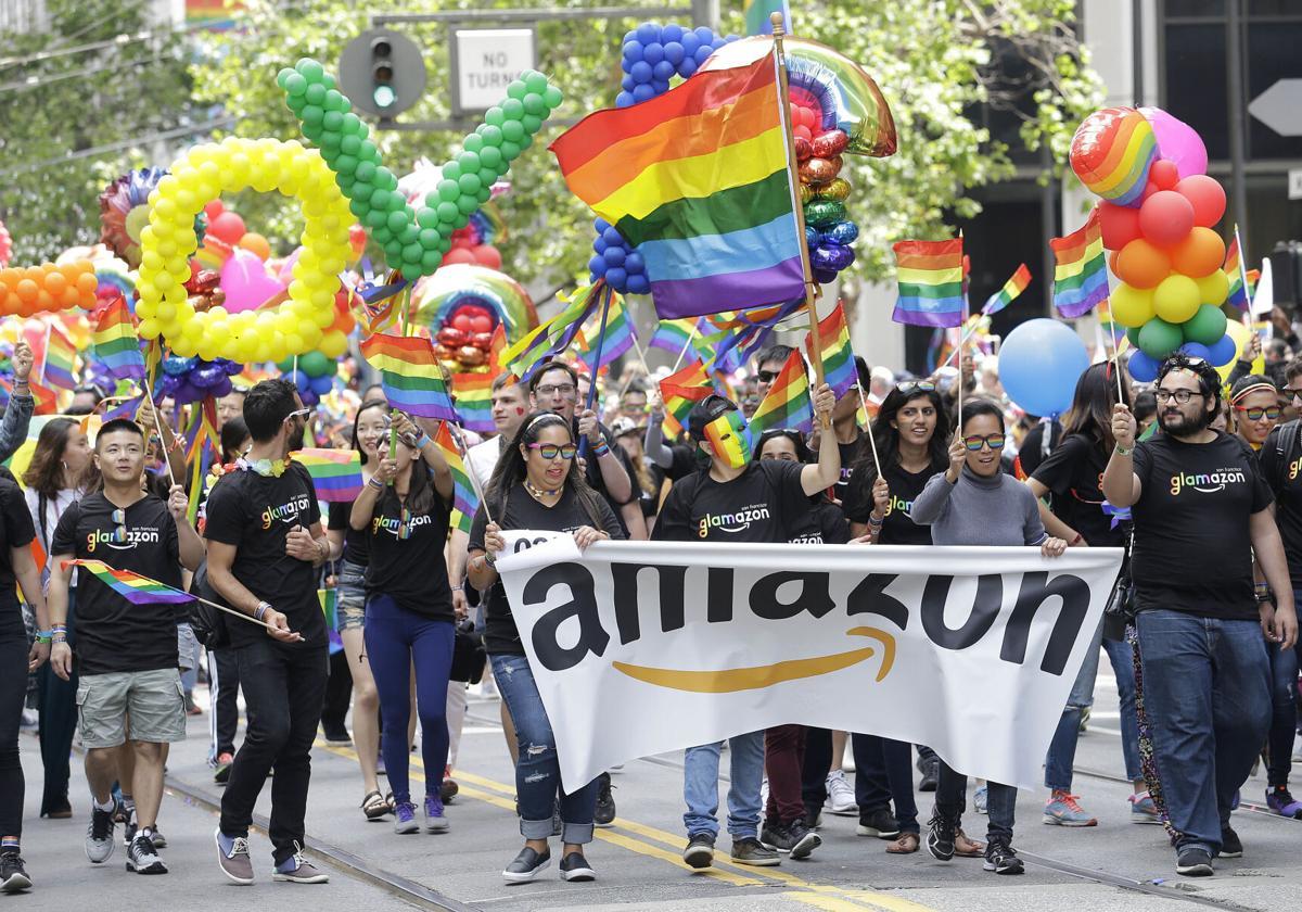 Liên minh Doanh nghiệp vì Đạo luật Bình đẳng của họ đã phát triển lên 416 thành viên