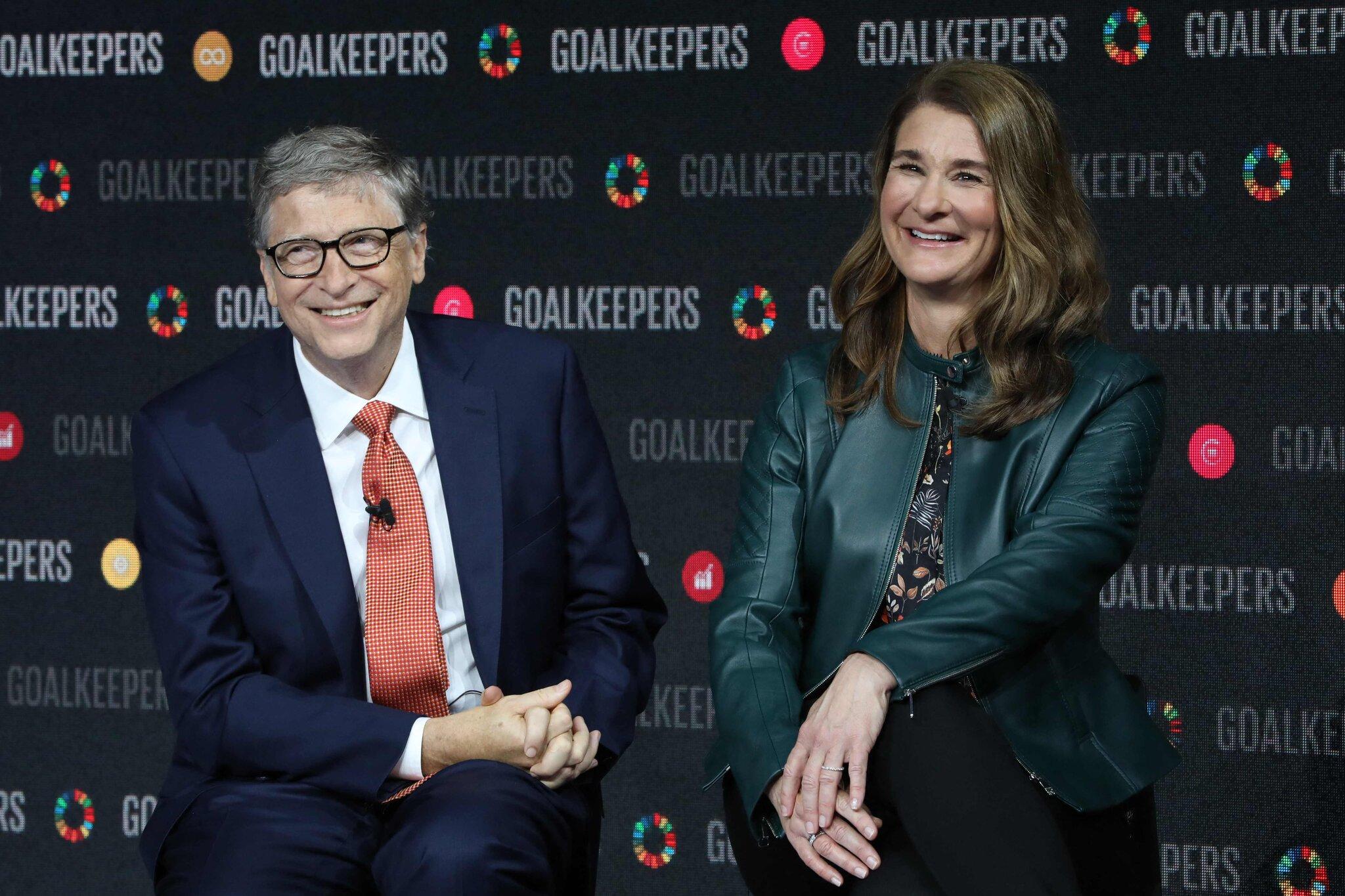 Bill và Melinda Gates vừa tuyên bố hôm thứ Hai rằng họ sẽ ly hôn.