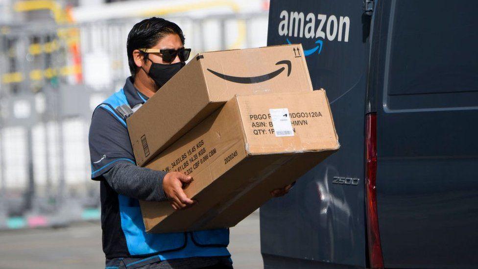 Amazon Kiếm Lợi Lớn Nhờ Các Thói Quen Mới Mùa Đại Dịch