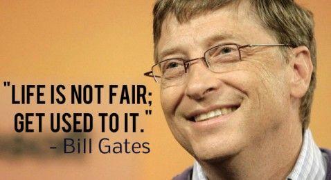 Bill Gates là người giàu nhất thế giới, sau khi thành lập Microsoft vào năm 1975