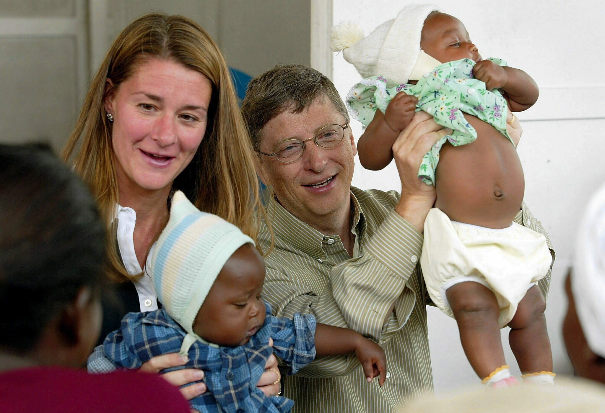 Vợ chồng ông Gates thường xuyên tham gia các hoạt động thiện nguyện cùng nhau