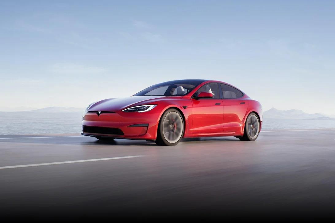 Cổ phiếu Tesla tăng đột biến trong tuần này