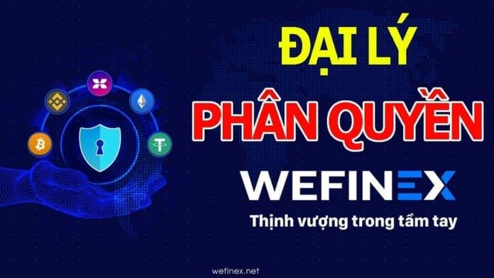 Wefinex - Mô hình kinh doanh ponzi (đa cấp)