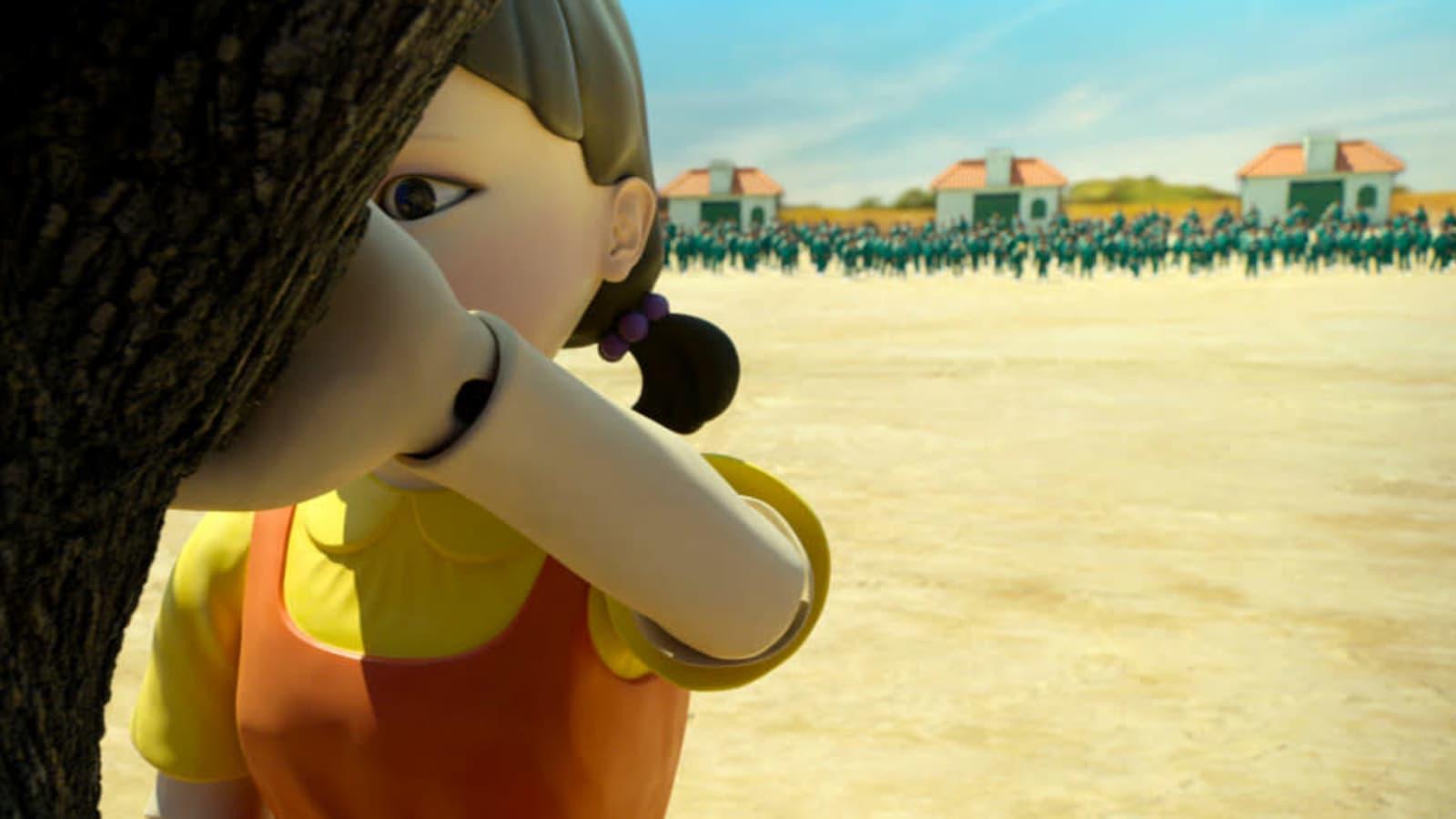 Squid Game là seri phim hot nhất của Nextflix hiện nay