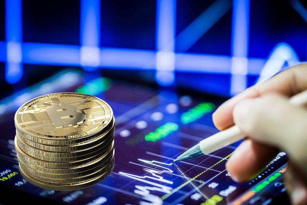 Giao dịch định lượng trên thị trường tiền kỹ thuật số Crypto