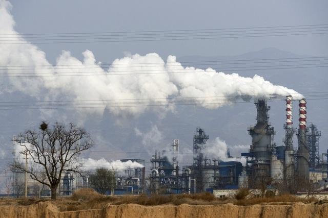 Trung Quốc không hẵn là nước Châu Á bị thiếu hụt than