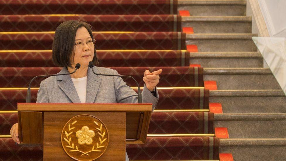Trung Quốc kiên quyết sử dụng quân sự với Đài Loan